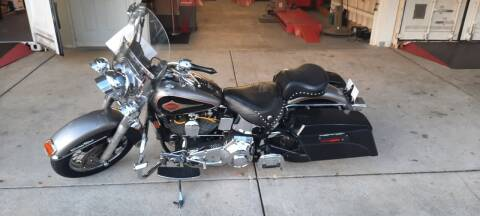 1997 Harley Davidson Heritage Softail for sale at INTERSTATE AUTO SALES - Olive Road Lot in Pensacola FL