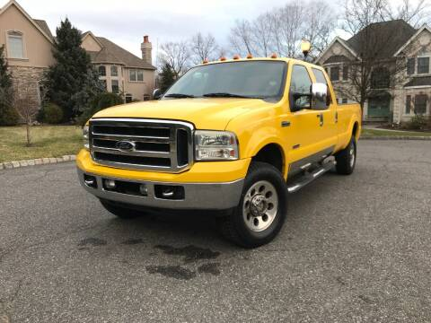 2006 Ford F-350 Super Duty for sale at CLIFTON COLFAX AUTO MALL in Clifton NJ
