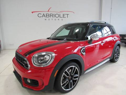 2018 MINI Countryman for sale at Cabriolet Motors in Morrisville NC