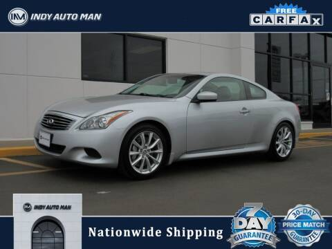 2008 Infiniti G37 for sale at INDY AUTO MAN in Indianapolis IN