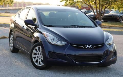 2013 Hyundai Elantra for sale at Big O Auto LLC in Omaha NE