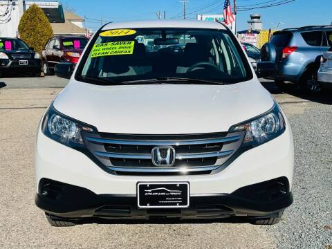 2014 Honda CR-V for sale at Cape Cod Cars & Trucks in Hyannis MA