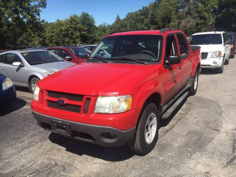 2005 Ford Explorer Sport Trac for sale at Best Buy Auto Sales in Murphysboro IL