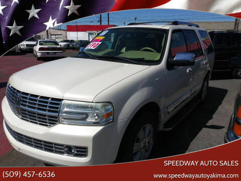 2007 Lincoln Navigator for sale at Speedway Auto Sales in Yakima WA