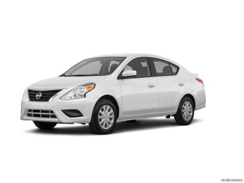 2018 Nissan Versa for sale at Kiefer Nissan Budget Lot in Albany OR