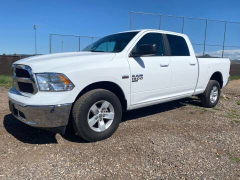 2019 RAM Ram Pickup 1500 Classic for sale at FAST LANE AUTOS in Spearfish SD