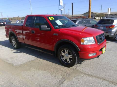 2005 Ford F-150 for sale at Regency Motors Inc in Davenport IA