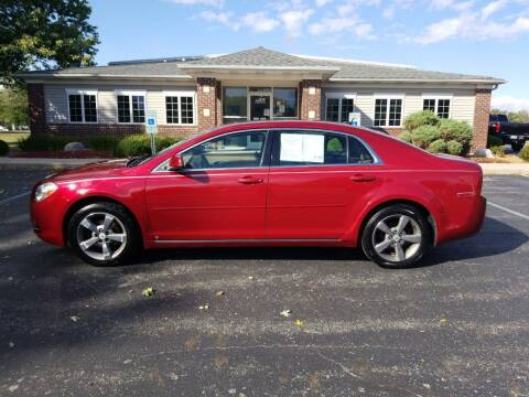 2009 Chevrolet Malibu for sale at Pierce Automotive, Inc. in Antwerp OH