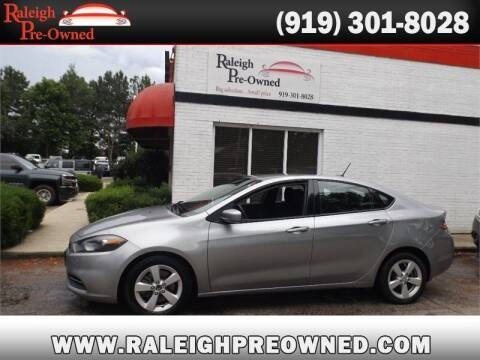 2015 Dodge Dart for sale at Raleigh Pre-Owned in Raleigh NC
