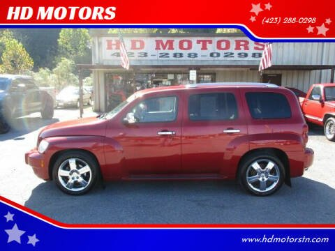 2010 Chevrolet HHR for sale at HD MOTORS in Kingsport TN