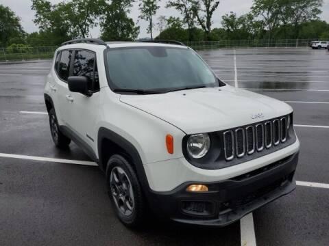 2016 Jeep Renegade for sale at CON ALVARO ¡TODOS CALIFICAN!™ in Columbia TN