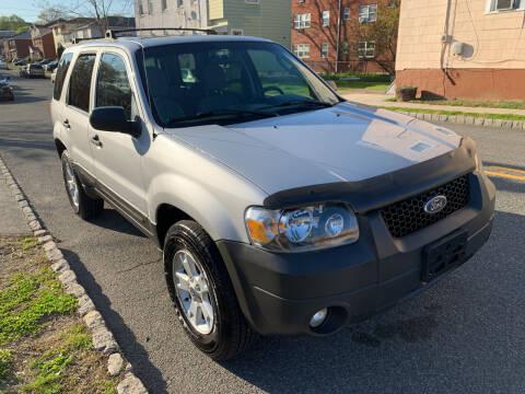 2007 Ford Escape for sale at Big T's Auto Sales in Belleville NJ