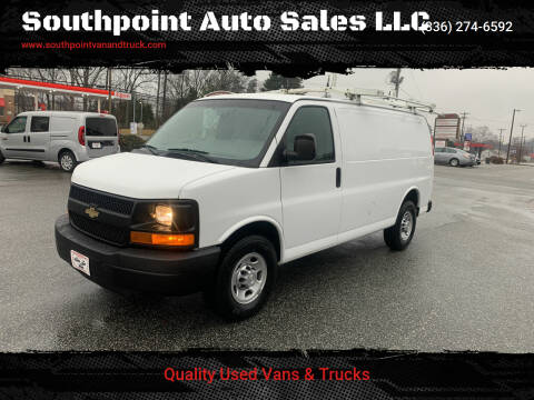 2016 Chevrolet Express Cargo for sale at Southpoint Auto Sales LLC in Greensboro NC