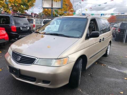 2001 Honda Odyssey for sale at ALHAMADANI AUTO SALES in Spanaway WA