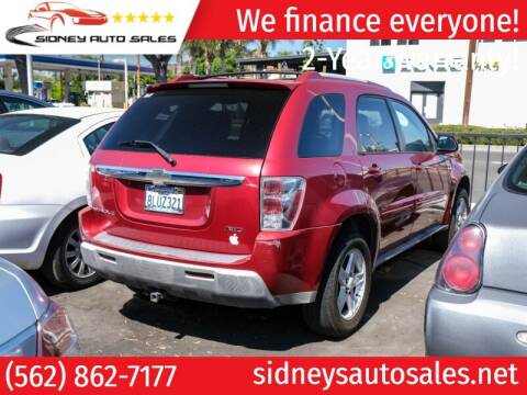 2005 Chevrolet Equinox for sale at Sidney Auto Sales in Downey CA