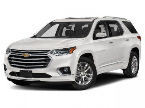 2018 Chevrolet Traverse for sale at BEAMAN TOYOTA - Beaman Buick GMC in Nashville TN