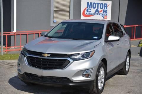 2018 Chevrolet Equinox for sale at Motor Car Concepts II - Colonial Location in Orlando FL