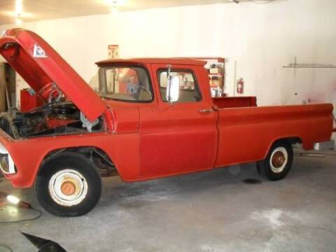 1963 GMC C/K 1500 Series for sale at Classic Car Deals in Cadillac MI
