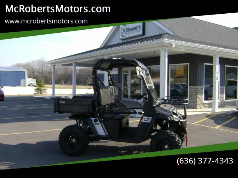 2021 American Landmaster L7 4x4 for sale at McRobertsMotors.com in Warrenton MO