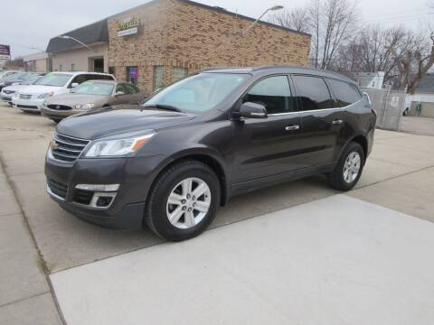 2013 Chevrolet Traverse for sale at Drive Auto Sales in Roseville MI