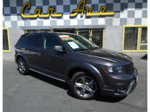 2017 Dodge Journey for sale at Car Ave in Fresno CA