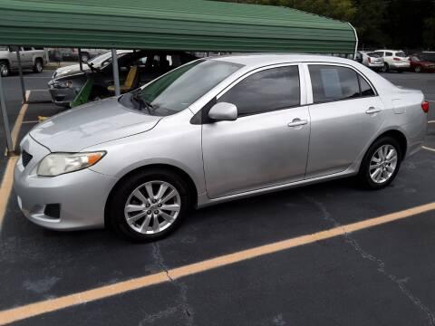 2010 Toyota Corolla for sale at A-1 Auto Sales in Anderson SC