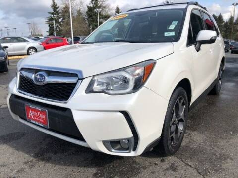 2014 Subaru Forester for sale at Autos Only Burien in Burien WA