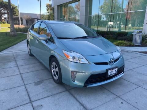 2012 Toyota Prius for sale at Top Motors in San Jose CA