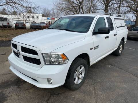 2016 RAM Ram Pickup 1500 for sale at Car Plus Auto Sales in Glenolden PA