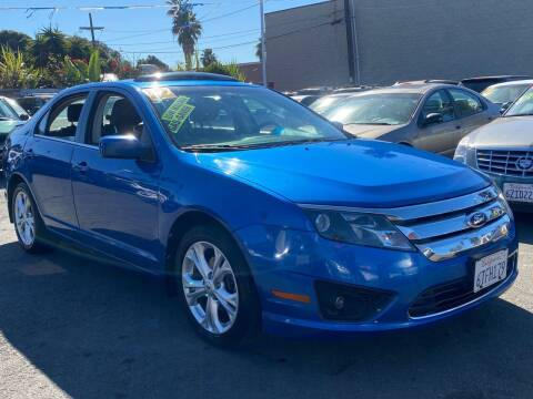 2012 Ford Fusion for sale at North County Auto in Oceanside CA