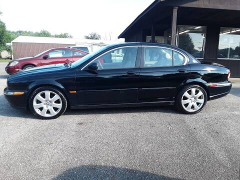 2004 Jaguar X-Type for sale at Riverview Auto's, LLC in Manchester OH
