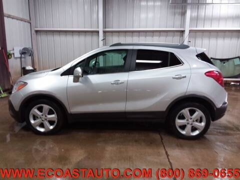 2016 Buick Encore for sale at East Coast Auto Source Inc. in Bedford VA