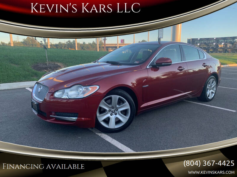 2011 Jaguar XF for sale at Kevin's Kars LLC in Richmond VA