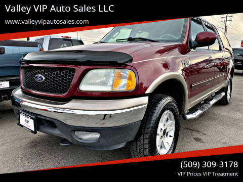 2003 Ford F-150 for sale at Valley VIP Auto Sales LLC in Spokane Valley WA