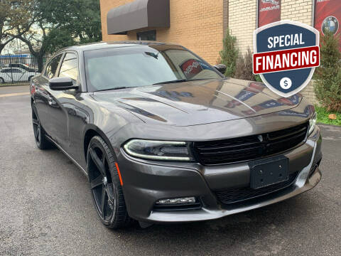 2016 Dodge Charger for sale at Auto Imports in Houston TX