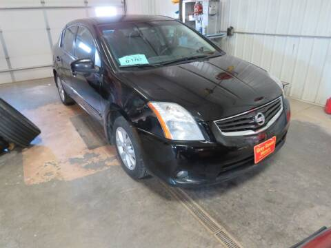 2012 Nissan Sentra for sale at Grey Goose Motors in Pierre SD