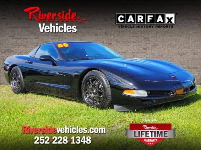 2000 Chevrolet Corvette for sale at Riverside Mitsubishi(New Bern Auto Mart) in New Bern NC