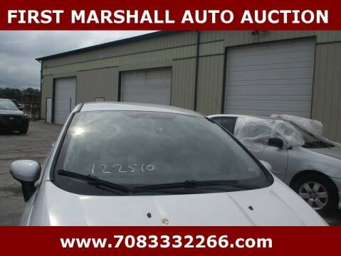 2016 Ford Fiesta for sale at First Marshall Auto Auction in Harvey IL