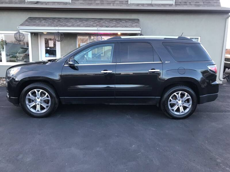 2013 GMC Acadia for sale at DOOR PENINSULA SALES & STORAGE LTD in Sturgeon Bay WI