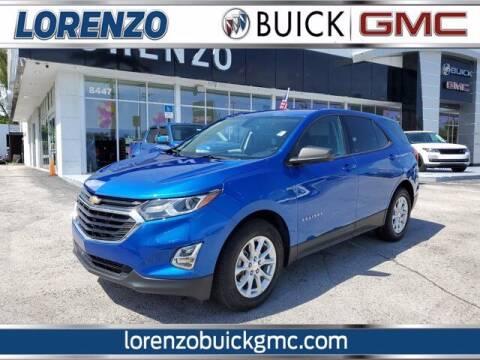 2019 Chevrolet Equinox for sale at Lorenzo Buick GMC in Miami FL