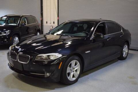 2012 BMW 5 Series for sale at Motorgroup LLC in Scottsdale AZ