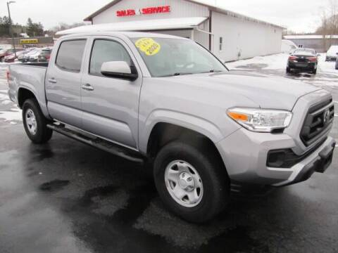 2020 Toyota Tacoma for sale at Thompson Motors LLC in Attica NY