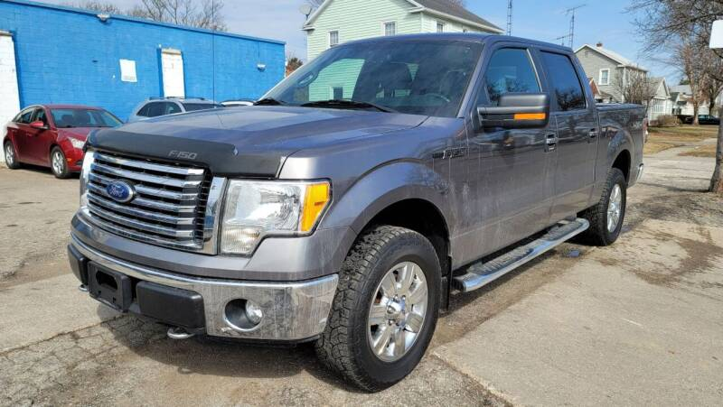 2011 Ford F-150 for sale at M & C Auto Sales in Toledo OH