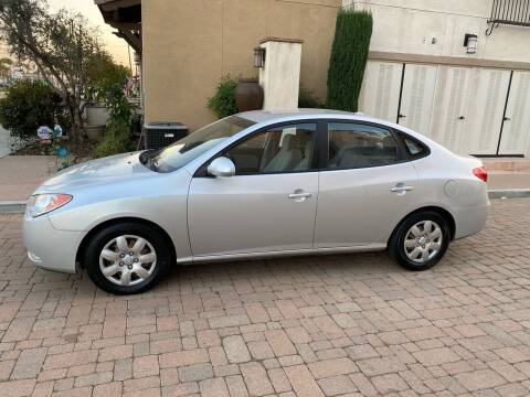 2007 Hyundai Elantra for sale at California Motor Cars in Covina CA
