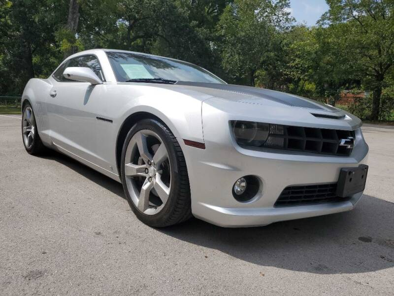 2010 Chevrolet Camaro for sale at Thornhill Motor Company in Lake Worth TX