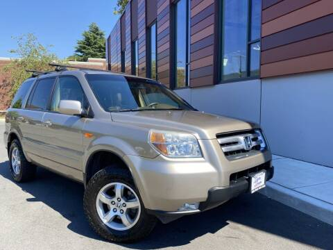2006 Honda Pilot for sale at DAILY DEALS AUTO SALES in Seattle WA