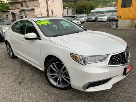 2019 Acura TLX for sale at Auto Universe Inc. in Paterson NJ
