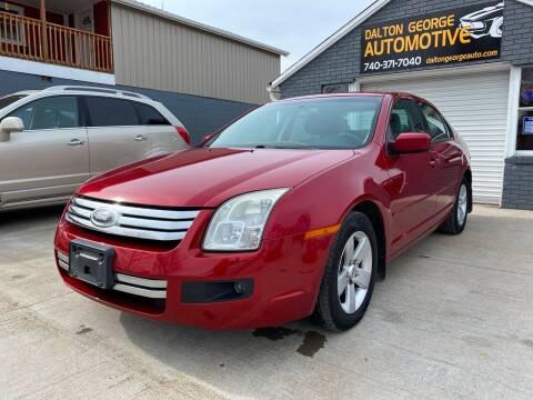 2008 Ford Fusion for sale at Dalton George Automotive in Marietta OH