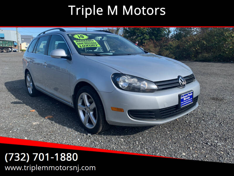 2010 Volkswagen Jetta for sale at Triple M Motors in Point Pleasant NJ