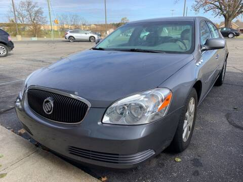 2007 Buick Lucerne for sale at Blake Hollenbeck Auto Sales in Greenville MI